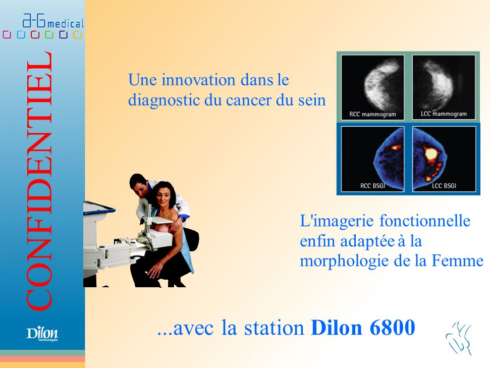 Une innovation dans le diagnostic du cancer du sein