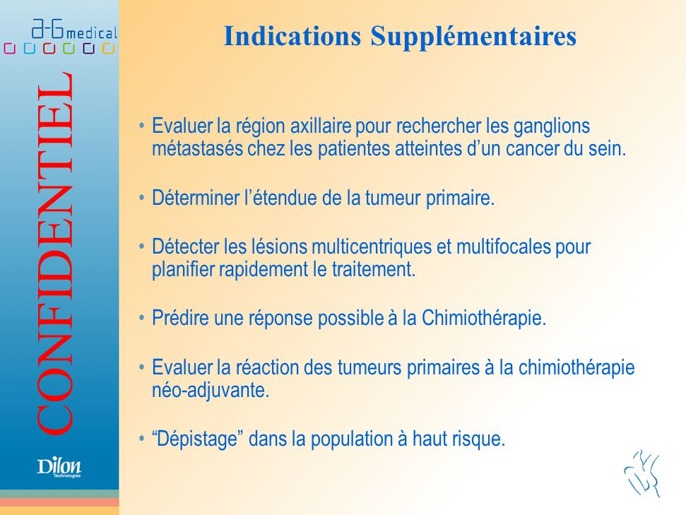 Indications Supplémentaires