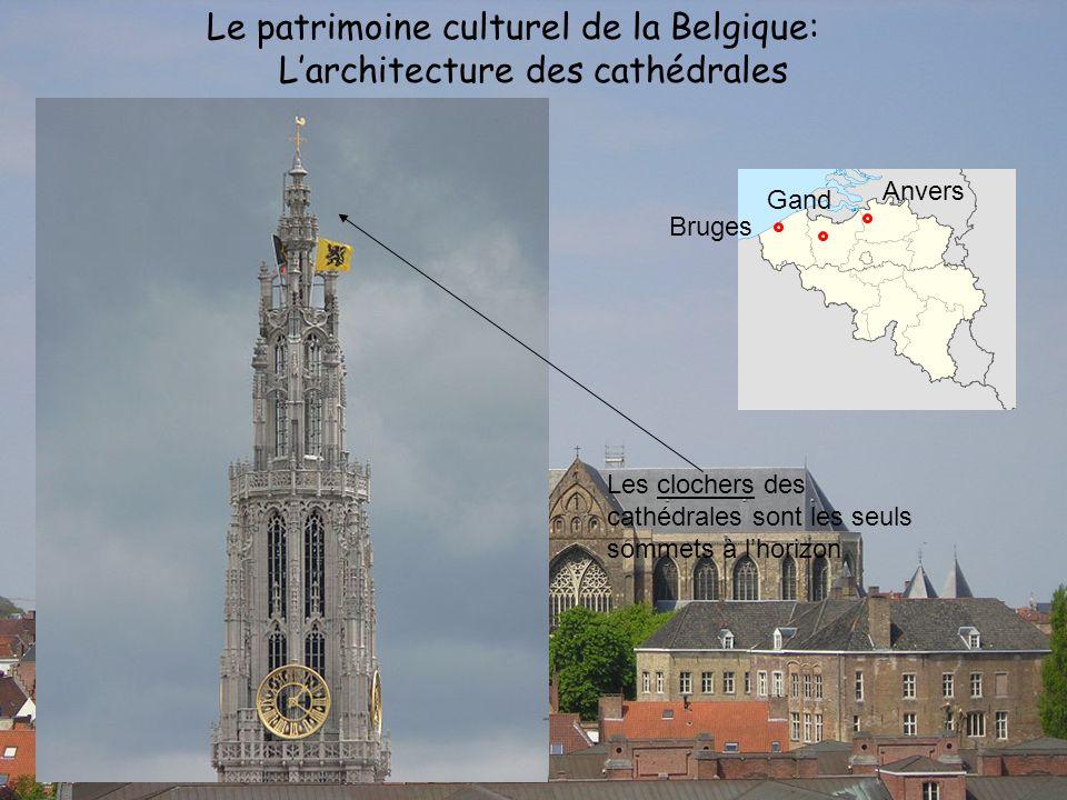 L'architecture des cathédrales