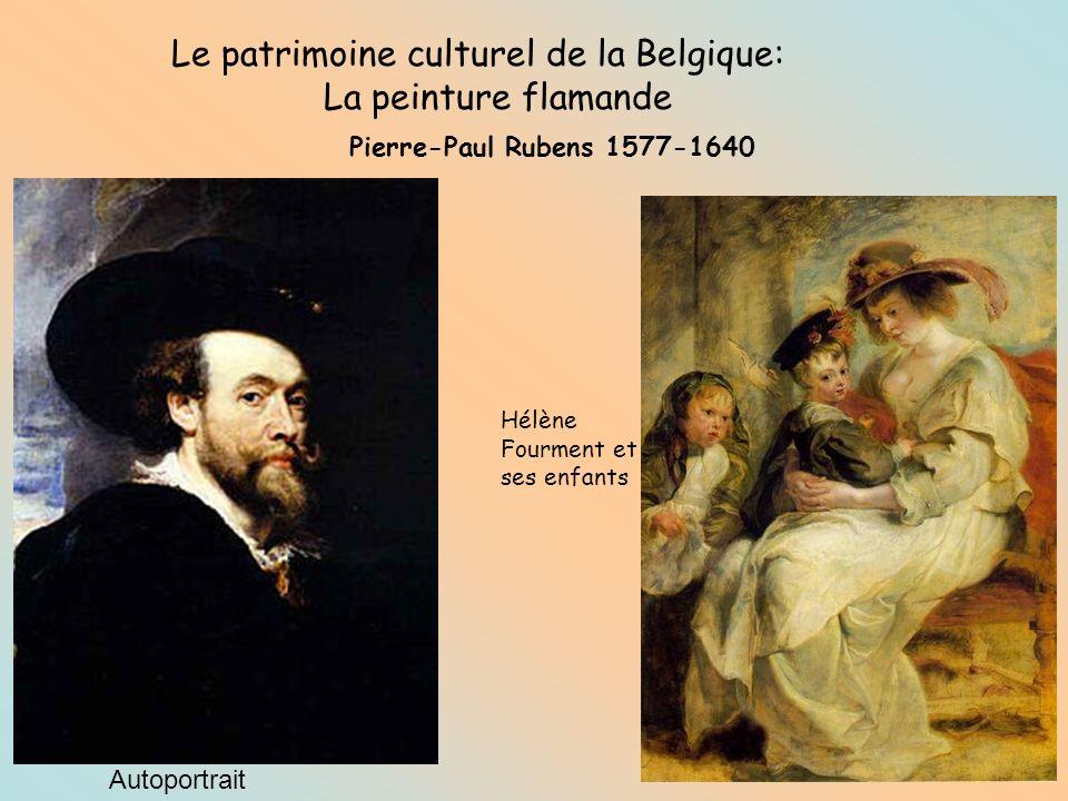 Le patrimoine culturel de la Belgique: La peinture flamande