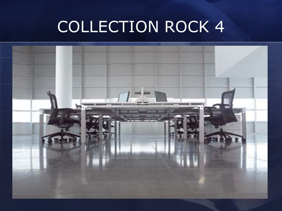 COLLECTION ROCK 4