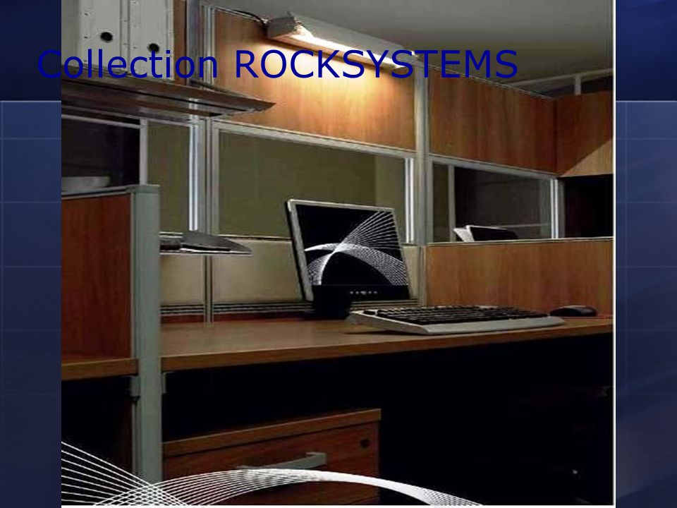 Collection ROCKSYSTEMS