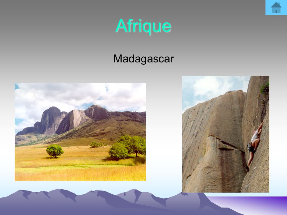 Afrique Madagascar