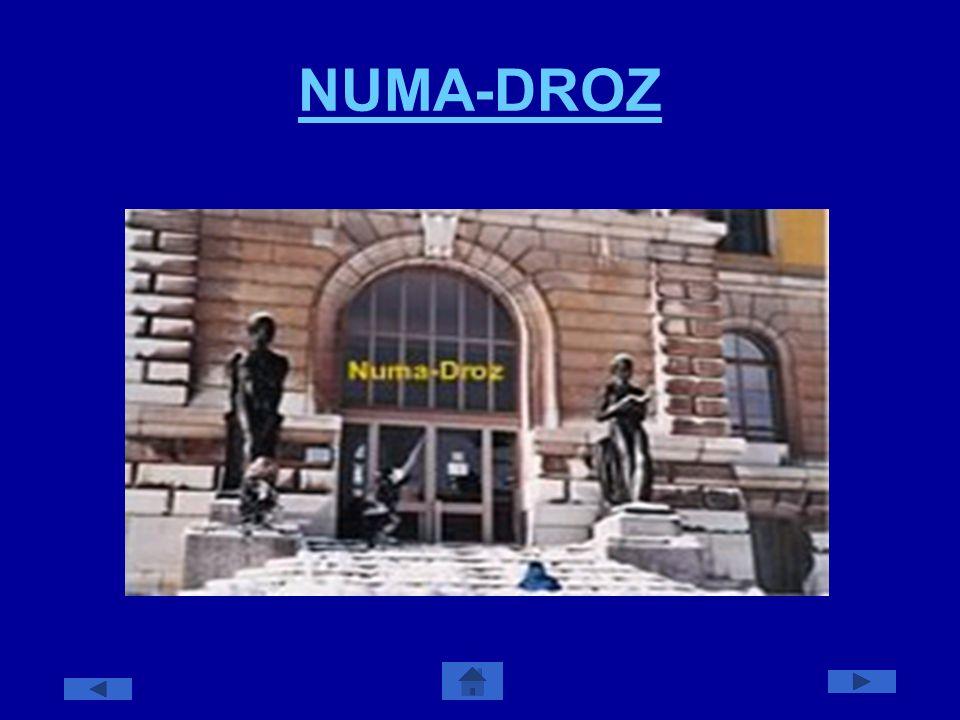 NUMA-DROZ