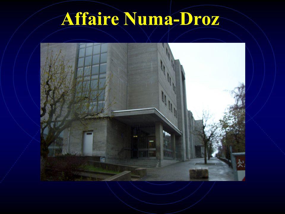 Affaire Numa-Droz