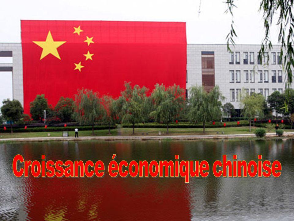 Croissance économique chinoise