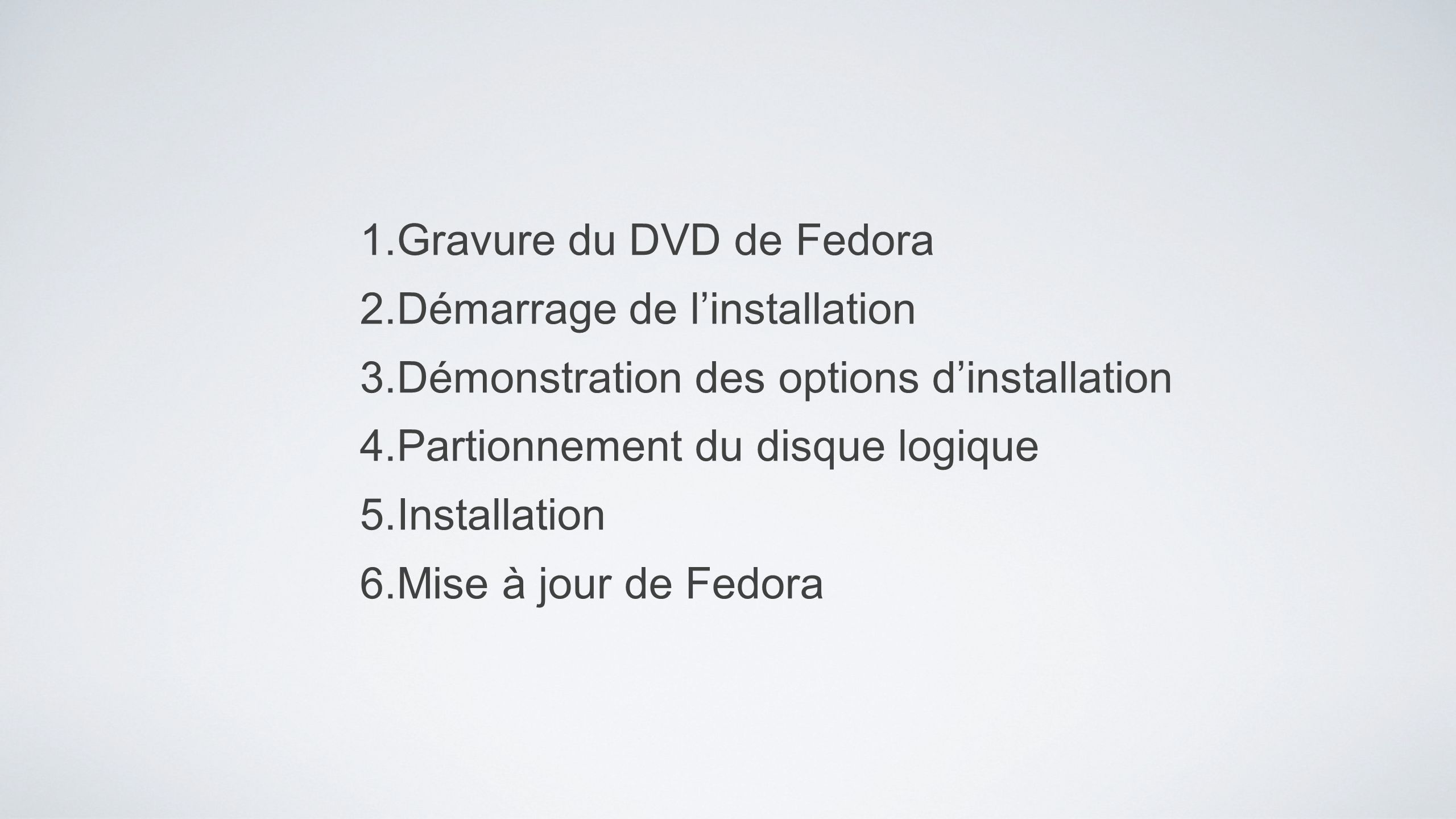 Gravure du DVD de Fedora