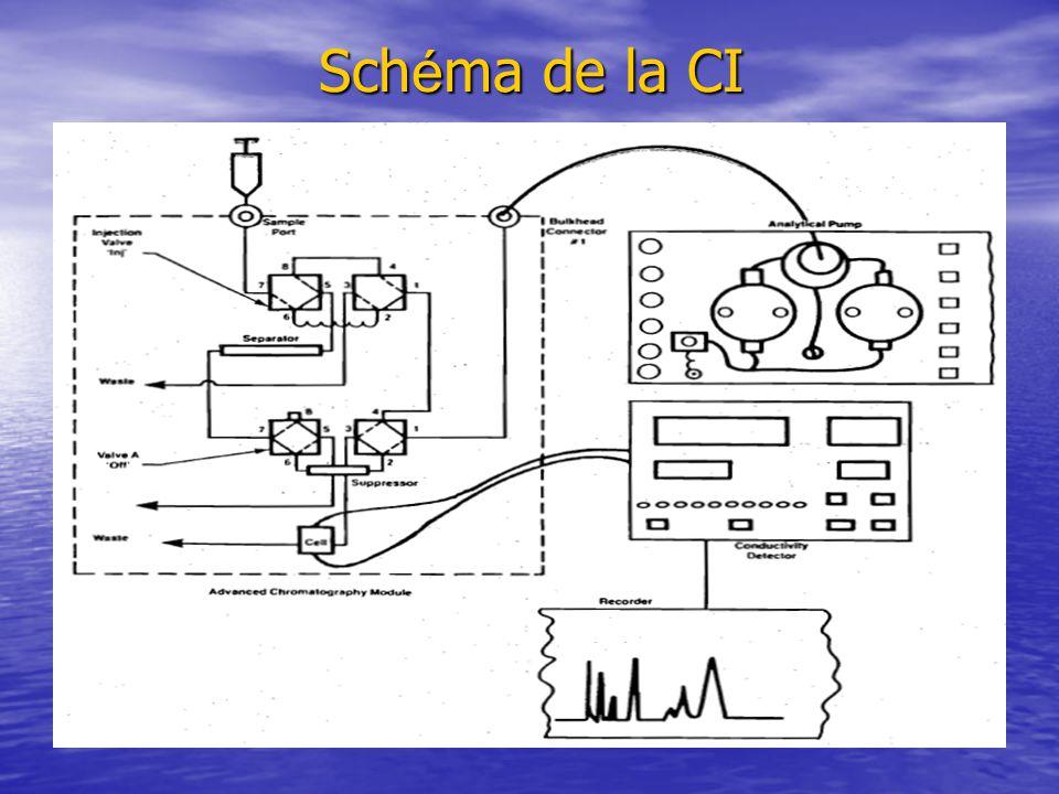 Schéma de la CI