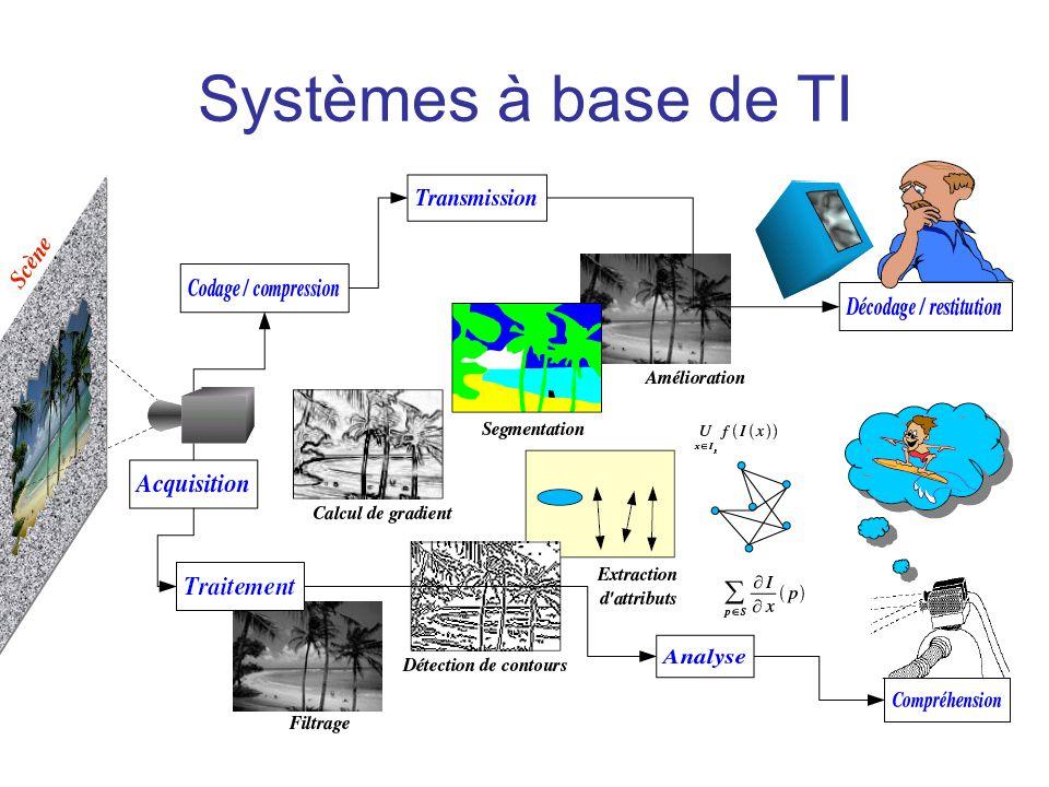 Systèmes à base de TI