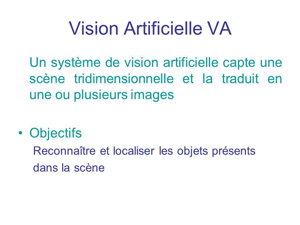 Vision Artificielle VA