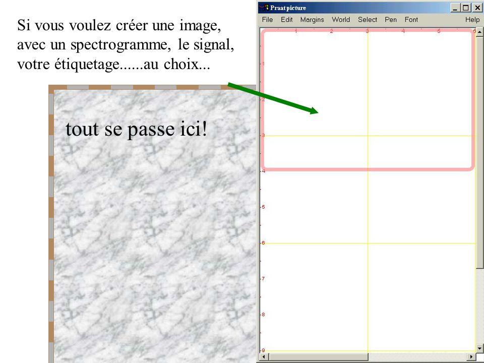 Si vous voulez créer une image, avec un spectrogramme, le signal, votre étiquetage......au choix...