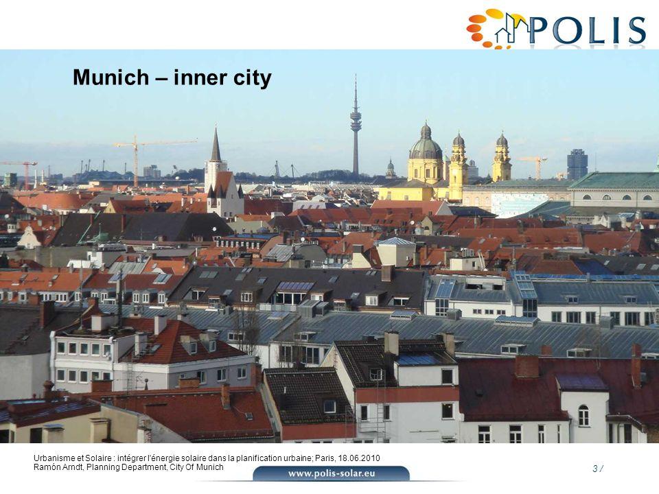 Munich – inner city