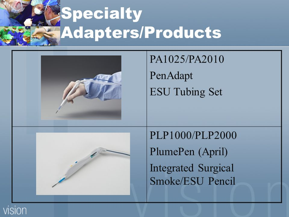 Specialty Adapters/Products