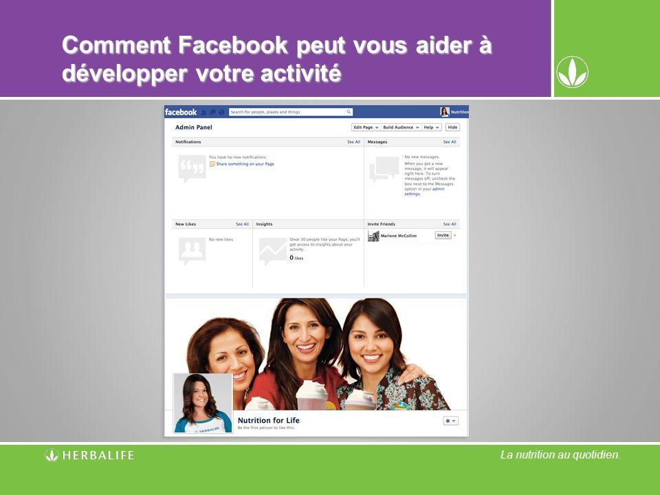 Comment Facebook peut vous aider à développer votre activité