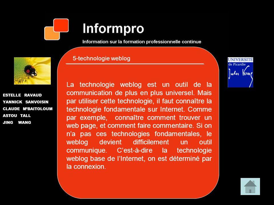 5-technologie weblog