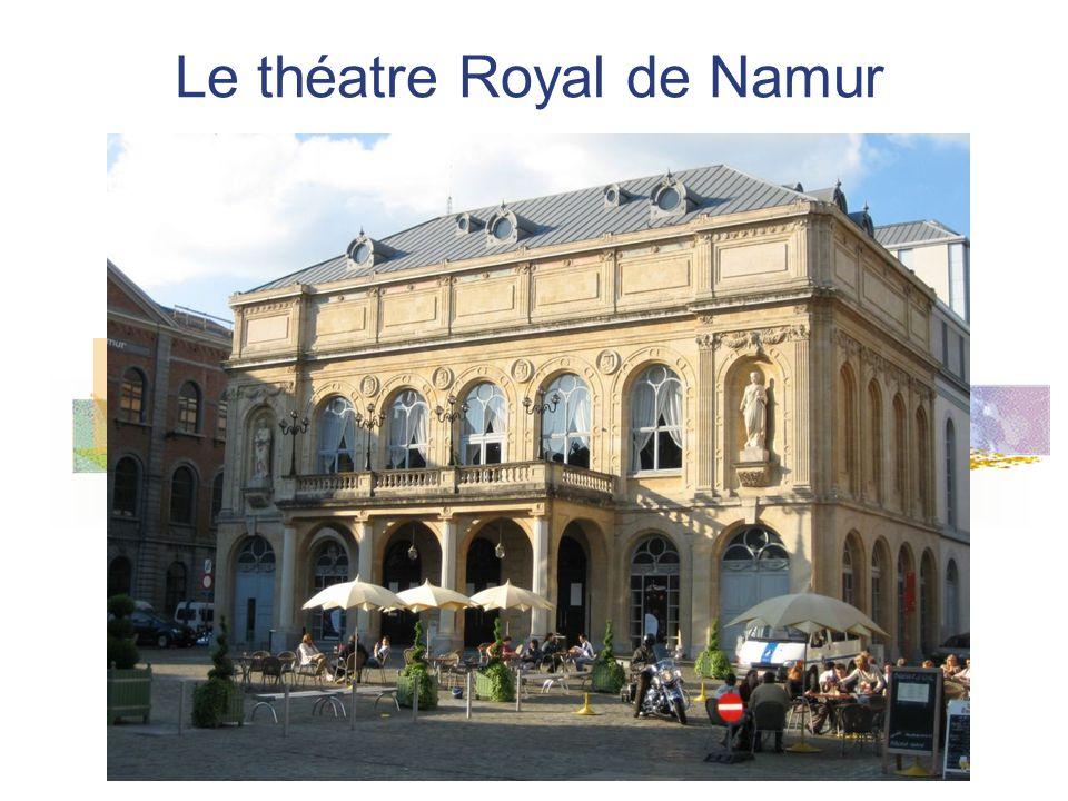 Le théatre Royal de Namur
