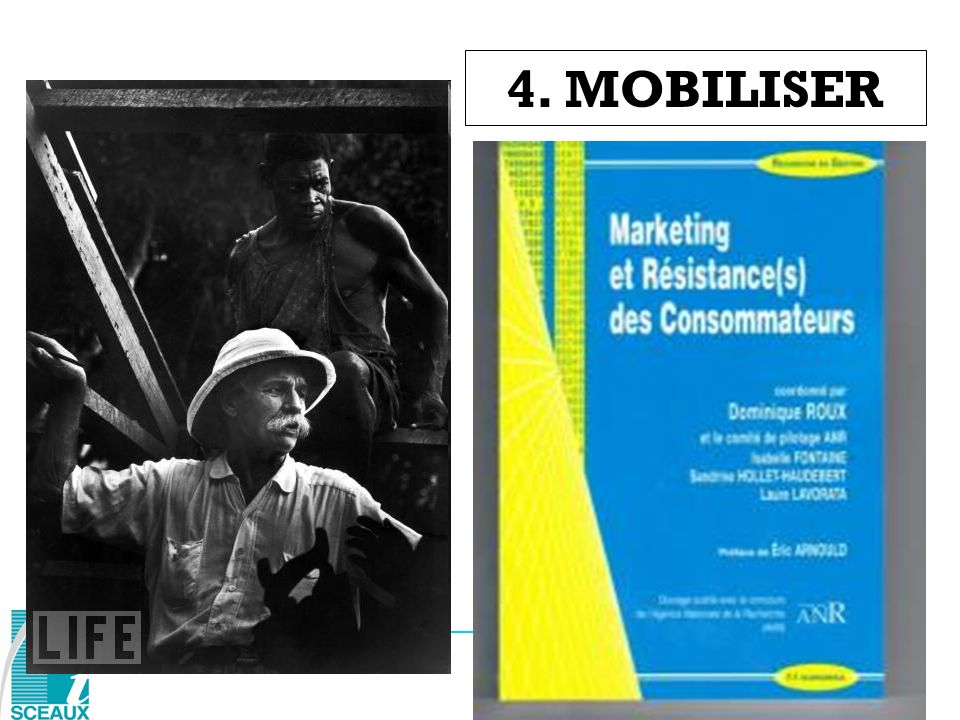 4. MOBILISER Dr Albert Schweitzer, Lambarene, Congo W. Eugene Smith
