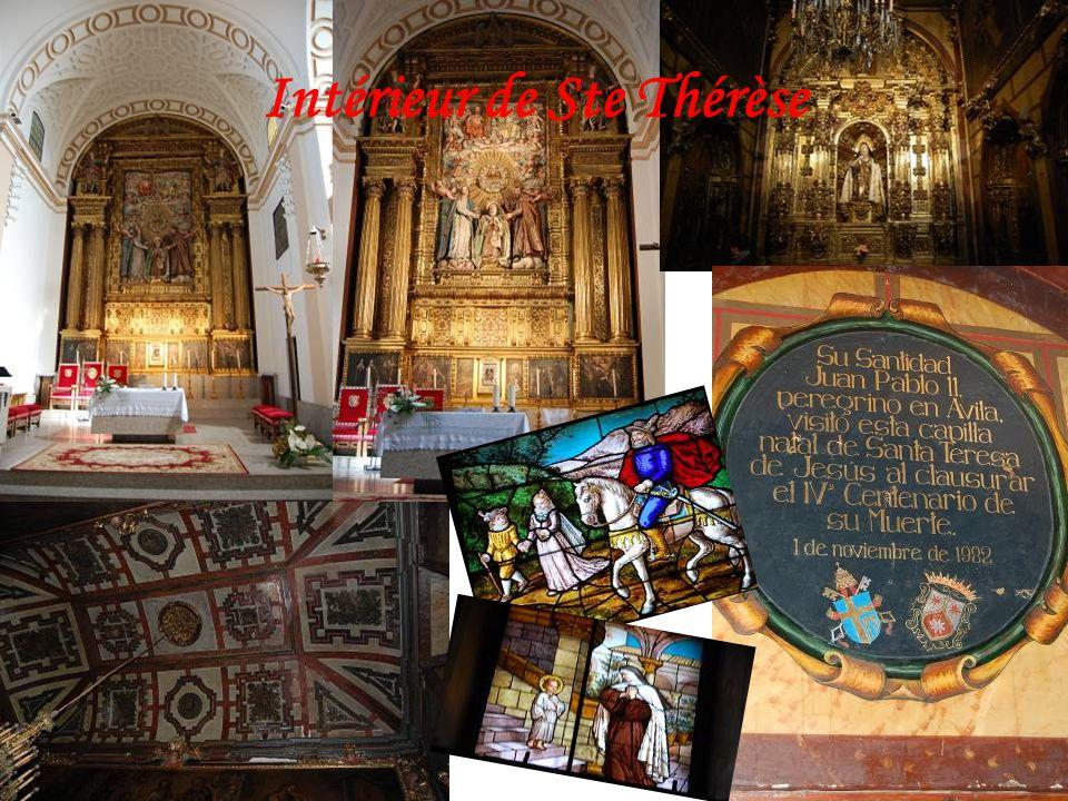 Intérieur de Ste Thérèse