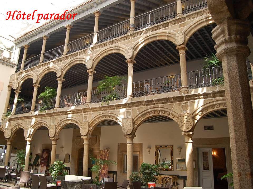 Hôtel parador
