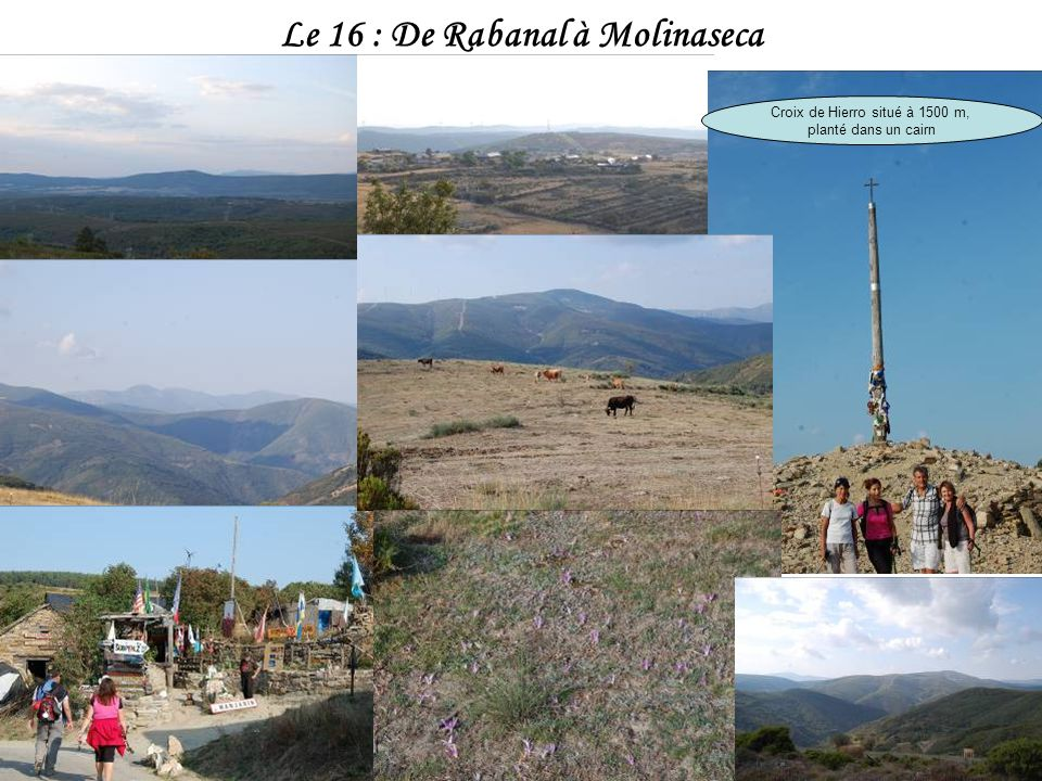 Le 16 : De Rabanal à Molinaseca