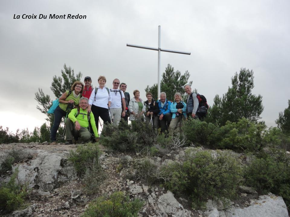 La Croix Du Mont Redon