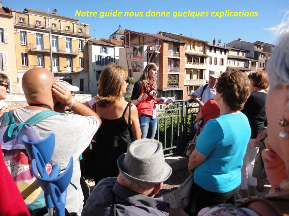 Notre guide nous donne quelques explications