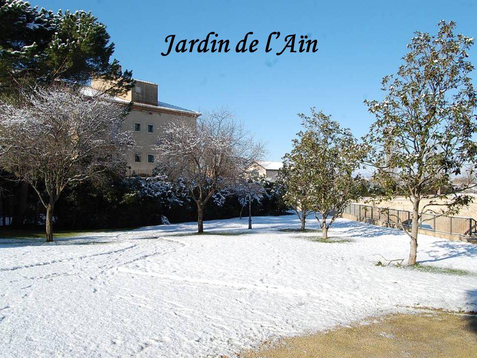 Jardin de l'Aïn