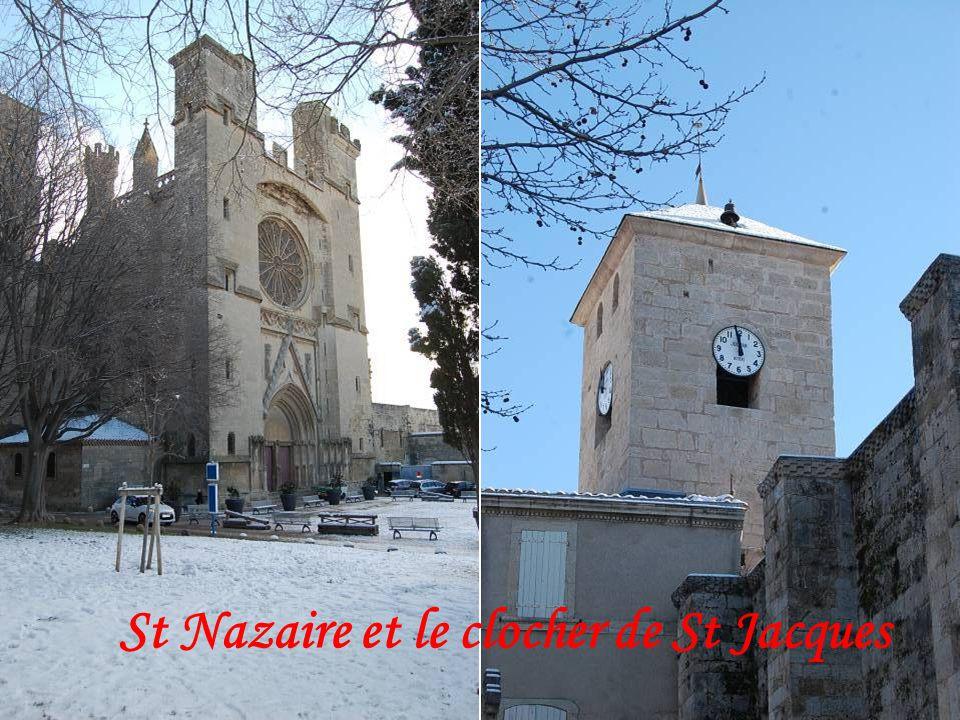 St Nazaire et le clocher de St Jacques