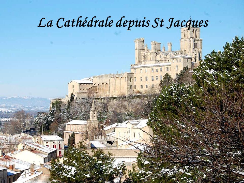 La Cathédrale depuis St Jacques