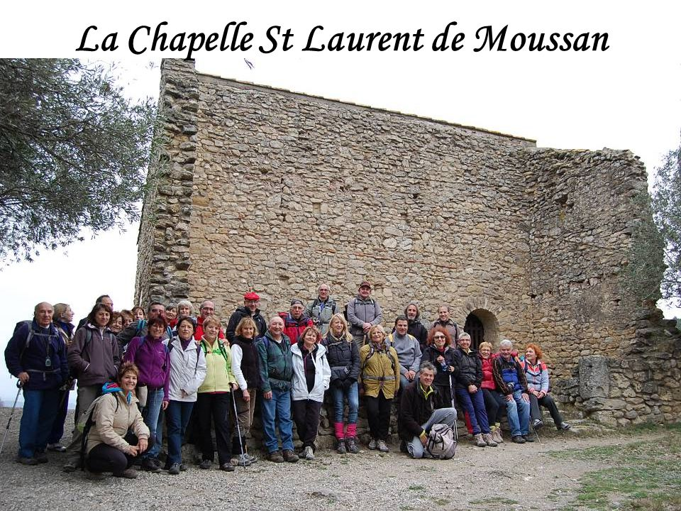 La Chapelle St Laurent de Moussan