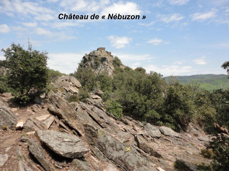 Château de « Nébuzon »
