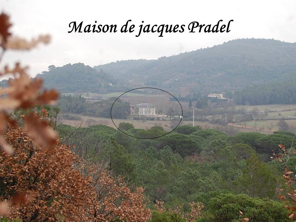Maison de jacques Pradel
