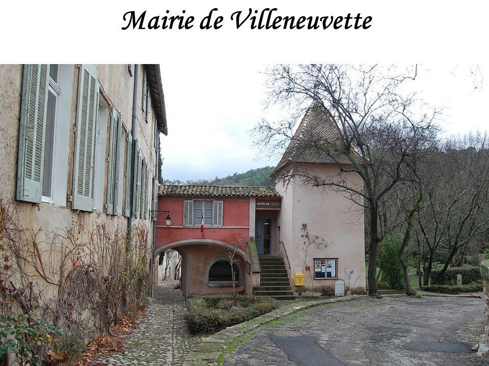Mairie de Villeneuvette