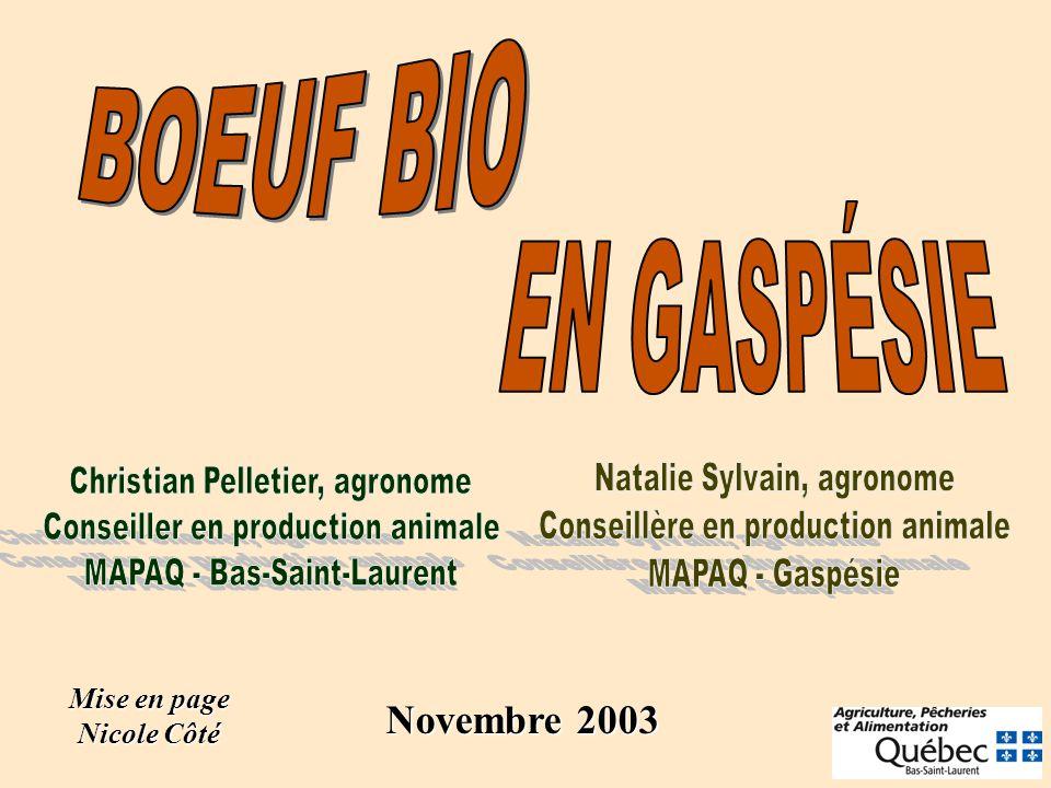 Mise en page Nicole Côté