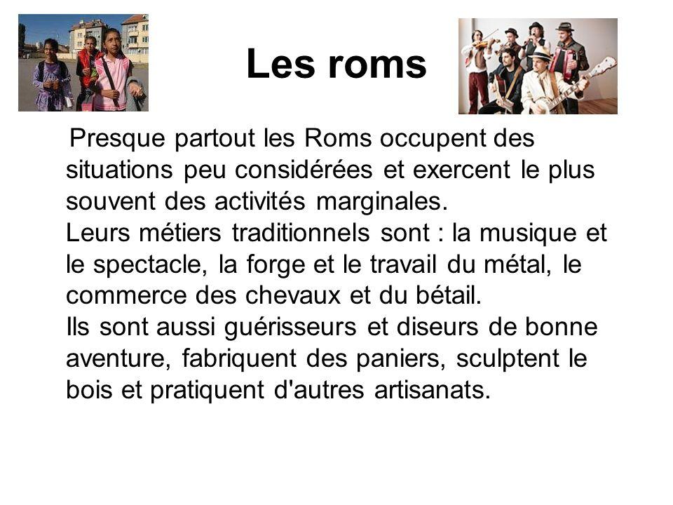 Les roms