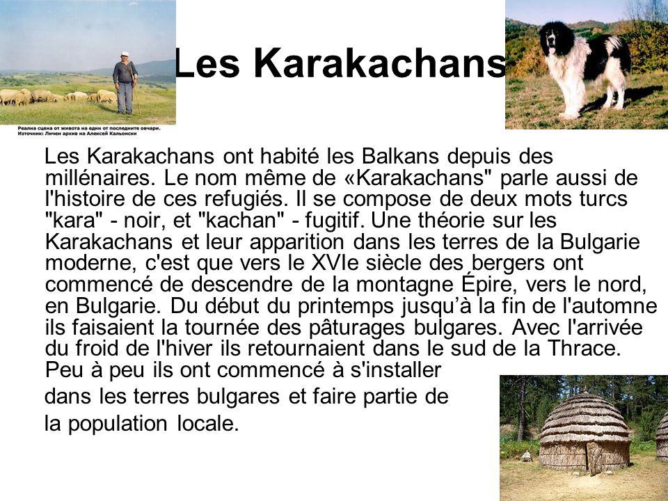 Les Karakachans