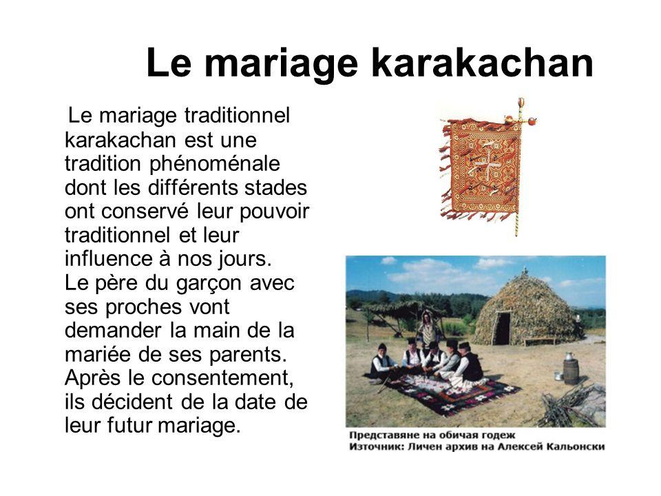 Le mariage karakachan