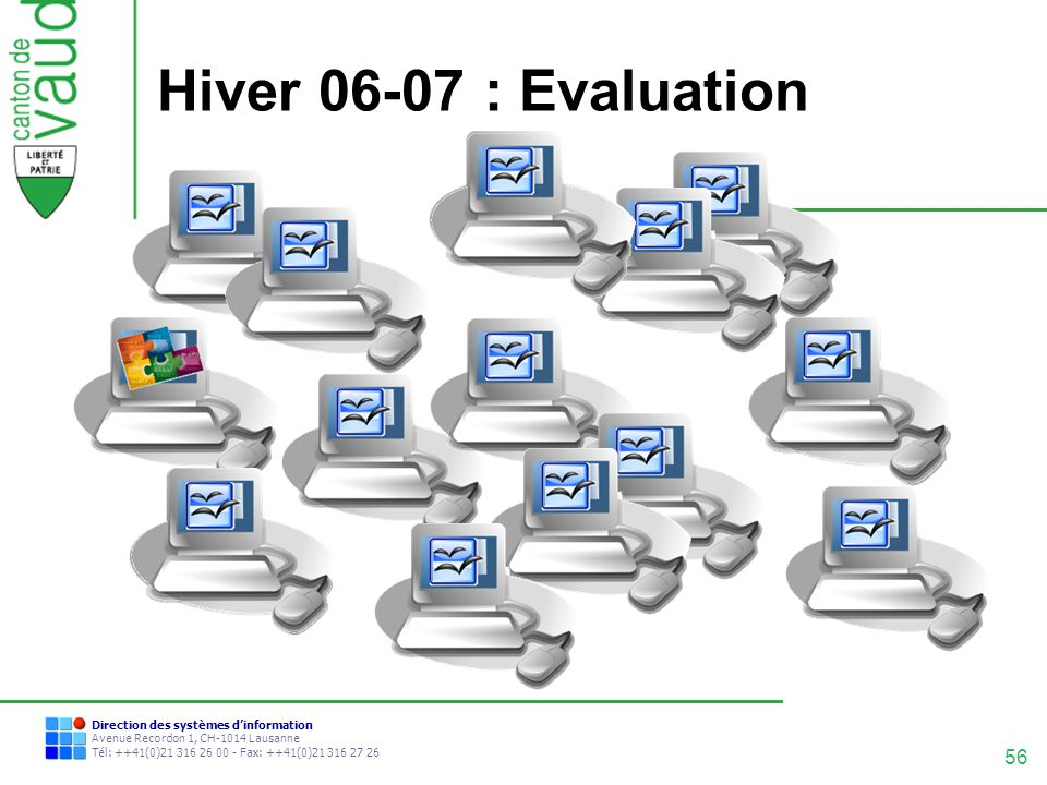 Hiver 06-07 : Evaluation
