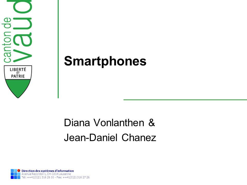Diana Vonlanthen & Jean-Daniel Chanez