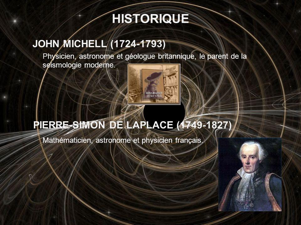 HISTORIQUE JOHN MICHELL (1724-1793)