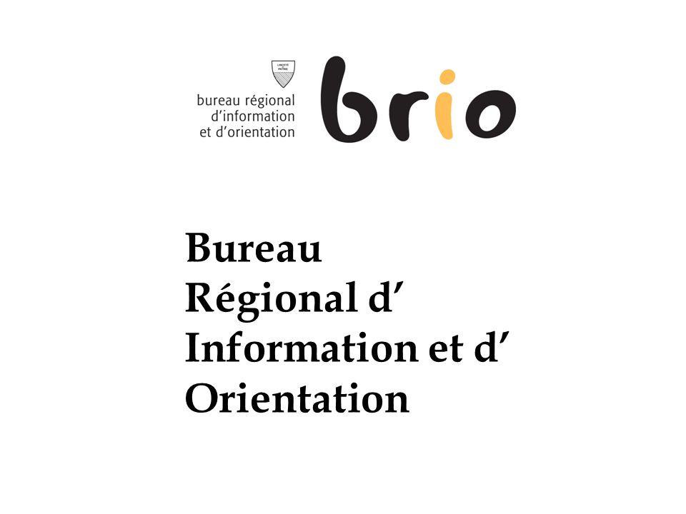 Bureau Régional d' Information et d' Orientation