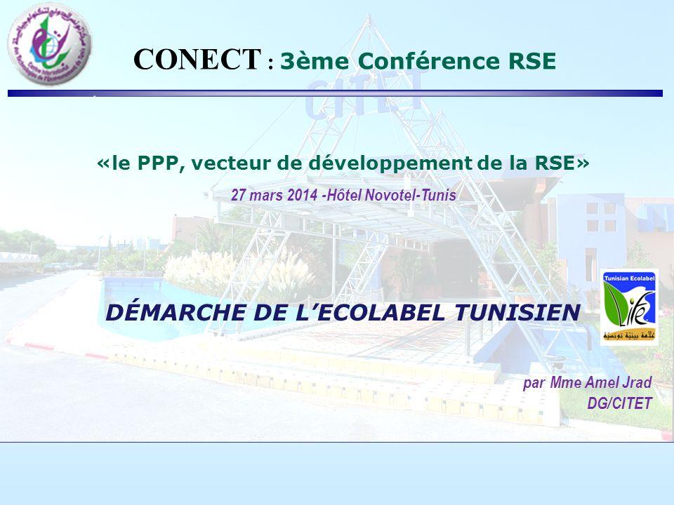 CONECT : 3ème Conférence RSE