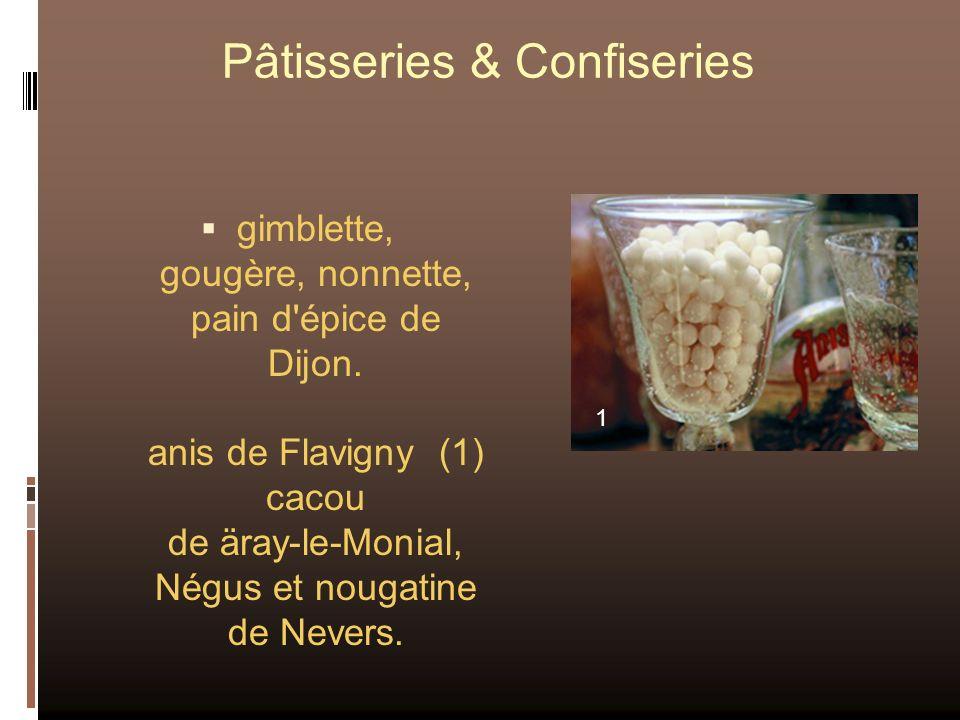 Pâtisseries & Confiseries