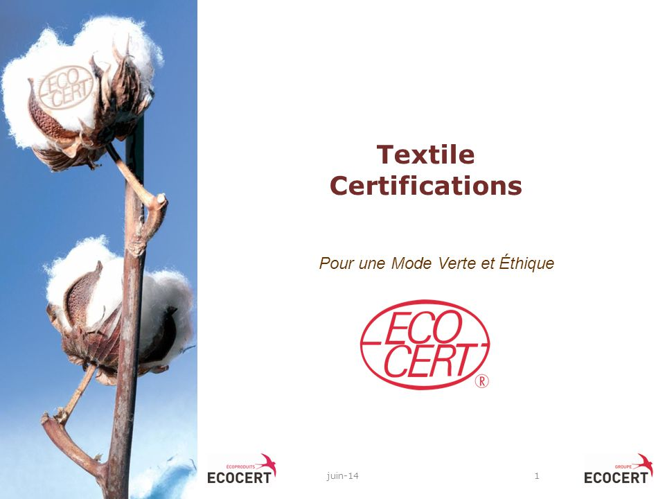 Textile Certifications