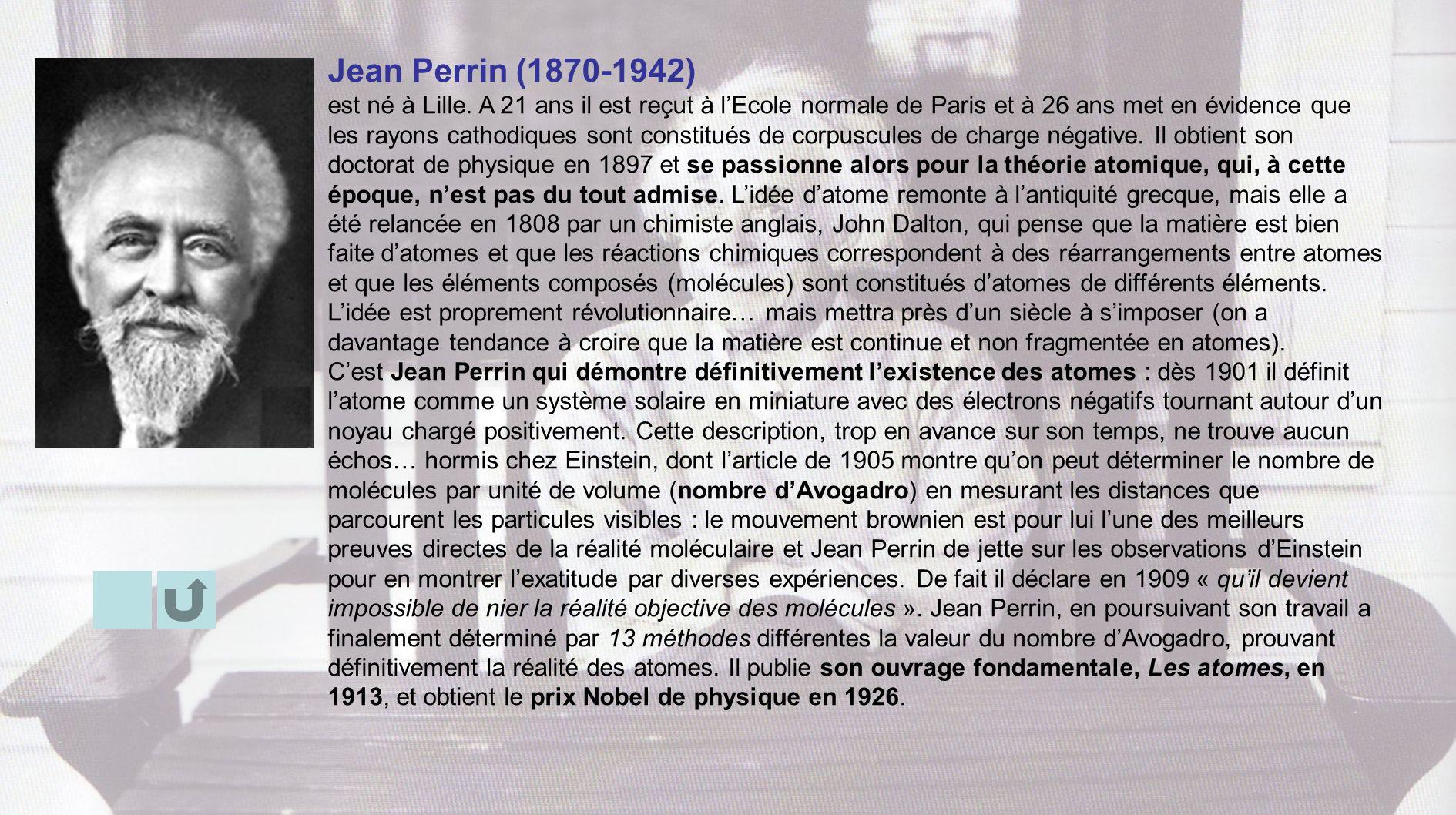 Jean Perrin (1870-1942)