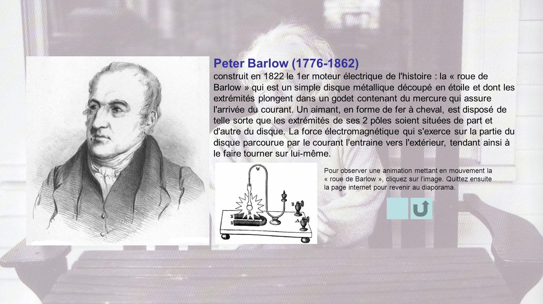 Peter Barlow (1776-1862)