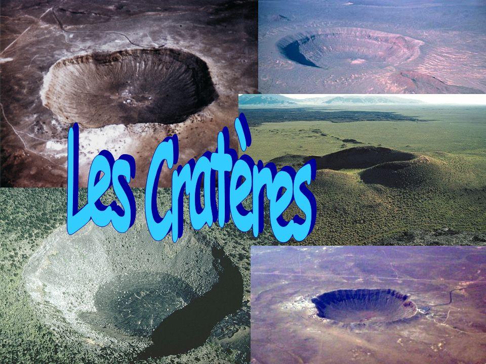 Les Cratères