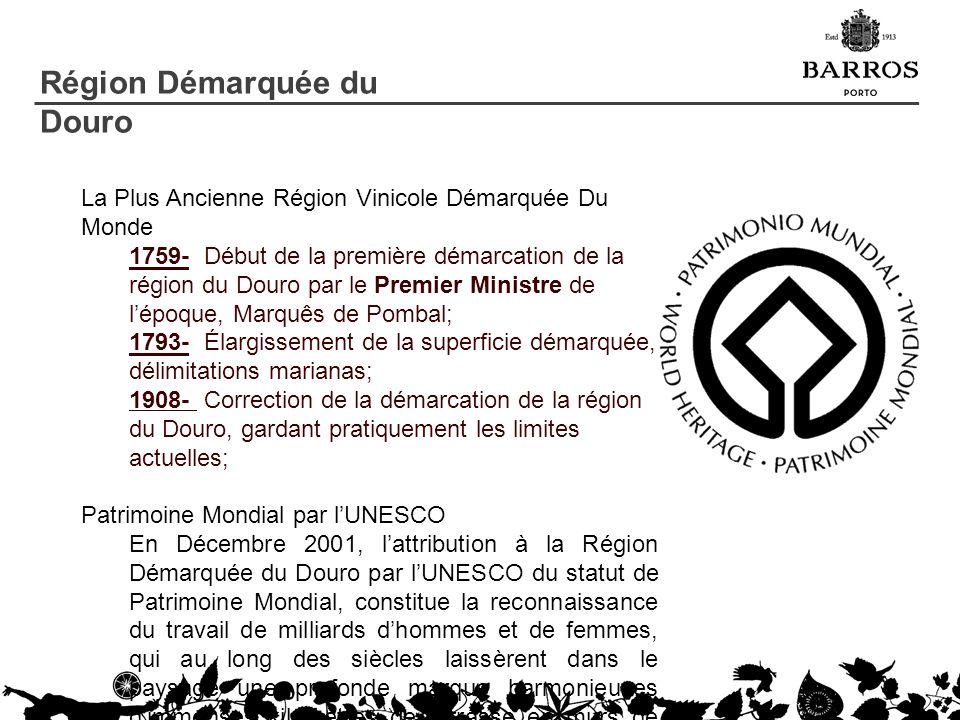 Région Démarquée du Douro