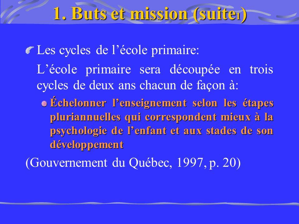 1. Buts et mission (suite1)