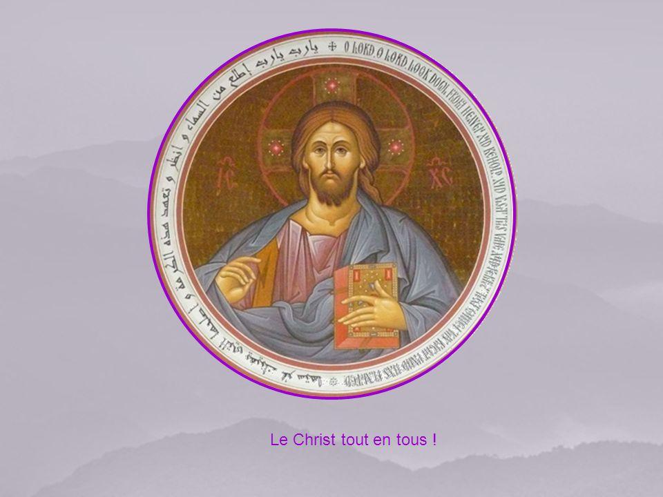 Le Christ tout en tous !
